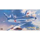 "Hasegawa . HSG 1/48 F-86F-40 ""Blue Impulse '"