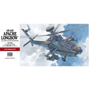 Hasegawa . HSG 1/48 AH-64D Apache Longbow