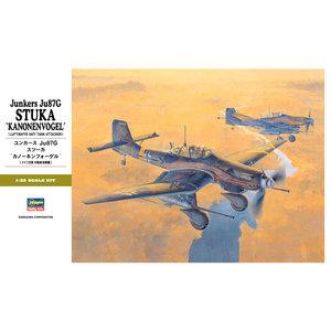 "Hasegawa . HSG 1/32 Ju-87 Stuka "" Kanonevogel"" ST25"