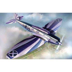 Icm . ICM 1/72 He70f-2 Spanish Air Force Recooaissance Plane