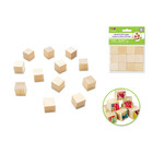 MultiCraft . MCI 3/4in (20mm) Cubes 12/pk Natural