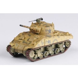 Model Rectifier Corp . MRC 1/72 M4 Tank (Mid.) - 4th Armored Div.