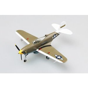Model Rectifier Corp . MRC 1/72 P-39Q-William Shomo 71st trs/82nd TRG . 1944