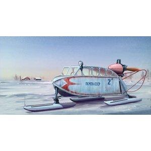 Trumpeter . TRM 1/35 Soviet NKL-6 Aerosan