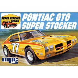 MPC . MPC 1/25 1970 Pontiac GTO Super Stocker