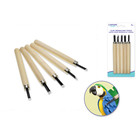 MultiCraft . MCI Carving/Sculpting/Modelling Tools Set 5pc Carvers' Clay Art Kit Calgary