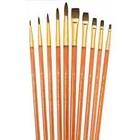 Royal (art supplies) . ROY Sable Brush Set 10pc