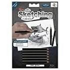Royal (art supplies) . ROY Mini Sketch By Number - Shark Nature Art Kits Calgary