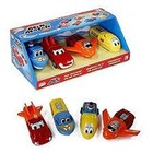 Popular Playthings . POP Mix Or Match Vehicles Set 1