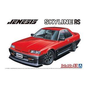 Aoshima . AOS 1/24 Nissan Genesis Auto DR30 Skyline '84