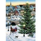 Cobble Hill . CBH Vintage Christmas Tree - Puzzle 1000pc Calgary