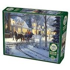 Cobble Hill . CBH Horse Drawn Buggy - Puzzle 1000pc Calgary