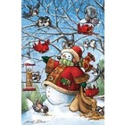 Frosty Feeds His Friends - Puzzle 1000pc Calgary