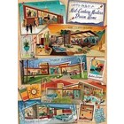 Cobble Hill . CBH Mid Centry Modern Dream Home - Puzzle 1000pc Calgary