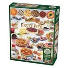 Cobble Hill . CBH Pie Time - Puzzle 1000pc Calgary Food