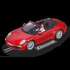 Carrera Racing . CRR Carrera Porsche 911 Carrera S Cabriolet (red) Slot Car