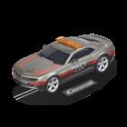 Carrera Racing . CRR Carrera Chevrolet Camaro Pace Car - Slot Car