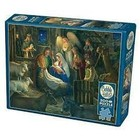 Cobble Hill . CBH Away In A Manger - Puzzle 500pc Calgary