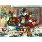 Cobble Hill . CBH Song For The Season - Puzzle 500pc Calgary