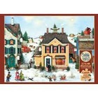Cobble Hill . CBH Christmas Town - Puzzle 275pc Calgary