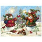 Cobble Hill . CBH Christmas Holiday Sparkle - Puzzle 275pc Calgary