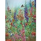 Cobble Hill . CBH Garden Jewels - Puzzle 275pc Calgary Birds Nature