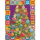 Cobble Hill . CBH Christmas Tree Quilt - Puzzle 275pc Calgary