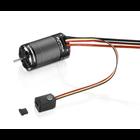 Hobbywing . HBY QuicRun Fusion FOC System (2in1) 1200kv Brushless Motor w/Built-in ESC