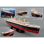 Daron Worldwide Trading . DRN Titanic 3D Puzzle 113pc