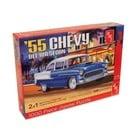 AMT\ERTL\Racing Champions.AMT 1955 Chevy Bel Air Sedan 1,000 pc Jigsaw Puzzle