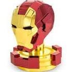 Fascinations . FTN Metal Earth - Iron Man Helmet - 2 sheets