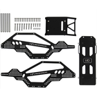 Hot-Racing . HRA Aluminum Rock Racer Conversion Chassis- SCX24