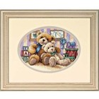 Dimensions . DMS Warm/Fuzzy - Cross Stitch Art Teddy Bears Toys Calgary