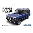 Aoshima . AOS 1/24 Landrover LH36D Rangerover Classic Custom '92