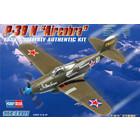 """Hobby Boss . HOS 1/72 P-39 N """"Aircobra"""""""