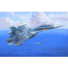Hobby Boss . HOS 1/48 Su-27UB Flanker C