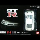 Bandai . BAN 1/43 Nissan GT-R (R35)