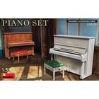 Miniart . MNA 1/35 Piano Set