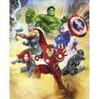 Camelot Diamond Dotz . CDD Marvel - Avengers Assemble - Diamond Art
