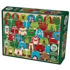 Cobble Hill . CBH Ugly Xmas Sweaters 1000 pc Puzzle