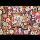 Cobble Hill . CBH Timepieces Puzzle 1000pc