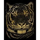 Royal (art supplies) . ROY Bengal Tiger Gold Engraving Art Kit