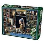 Cobble Hill . CBH Vermeer - Puzzle 1000pc
