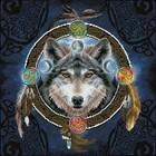 Diamond Dot . DDT Celtic Wolf Guide - Diamond Art