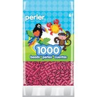 Perler (beads) PRL Perler Striped Bead - Cherry 1000pc