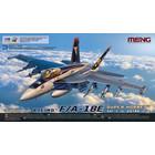 Meng . MEG 1/48 Boeing F/A 18 Super Hornet