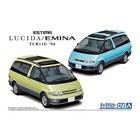 Aoshima . AOS 1/24 Toyota TCR11G Estima Lucida/Emina '94