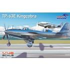Dora Wings . DRW 1/48 Bell TP-63 Kingcobra ( 2Seat)