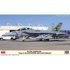 "Hasegawa . HSG 1/72 EA-18G Growler ""VAQ-135 Black Ravens 50 Anniversary """