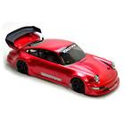 Exotek . EXT Stuttgart M-Chassis Scale Race Body, for 225mm Wheelbase Mini Cars